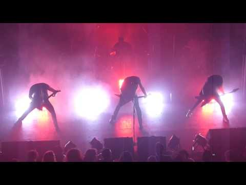 Suicidal Angels-Apokathilosis (live in Athens 17-02-2017)