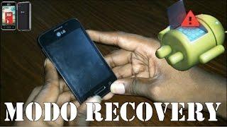 Hard Reset Celular LG D160G Como Entrar Modo Recovery Android
