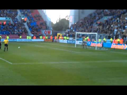 The perfect penalty- Leighton Baines