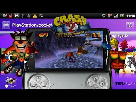 Crash Bandicoot 2 Ps1 - Ps Pocket para Xperia Play (Official Xperia Play Games)