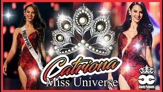 MISS UNIVERSE 2018 #1 (Recap) Catriona Queen of the Universe