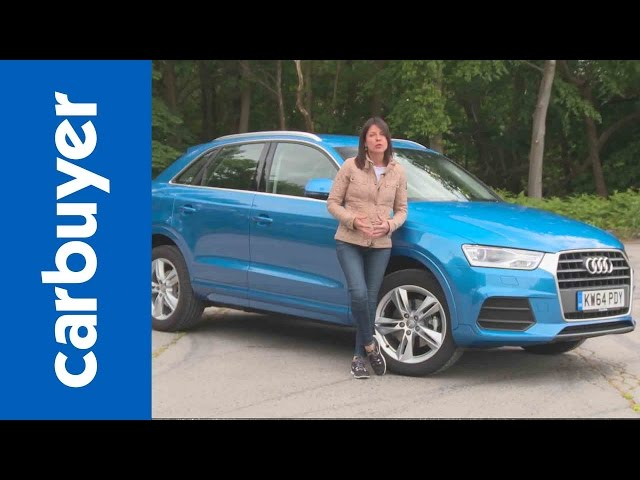 Audi Q3 review - Carbuyer - YouTube