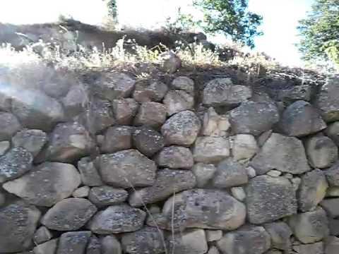 Derbent opruk köyü manzarası