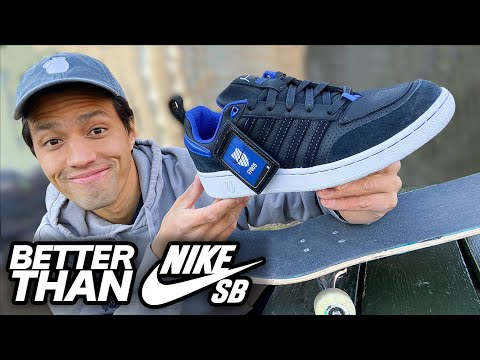 NON SKATE Brands Build Better Shoes Than NIKE