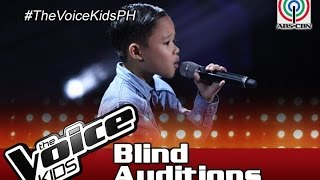 """The Voice Kids Philippines 2016 Blind Auditions: """"Anak"""" by John Paul"""