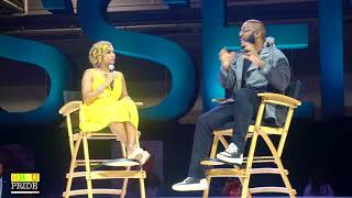 Tyler Perry Interview (Talks Deal with BET)