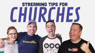 Video Tips for Churches with Derral Eves