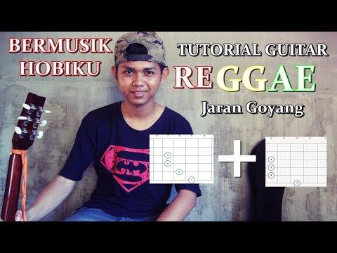 Cara Bermain  Guitar Reggae Dengan 2 Kunci/Chord Dengan Lagu Jaran Goyang