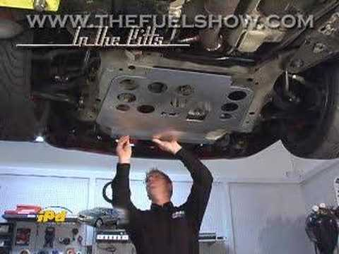 Volvo Skid Plates from IPD - YouTube