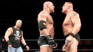 Goldberg vs. Brock Lesnar: WrestleMania XX