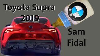TOYOTA SUPRA 2019 ( SAM FIDAL TALKS )