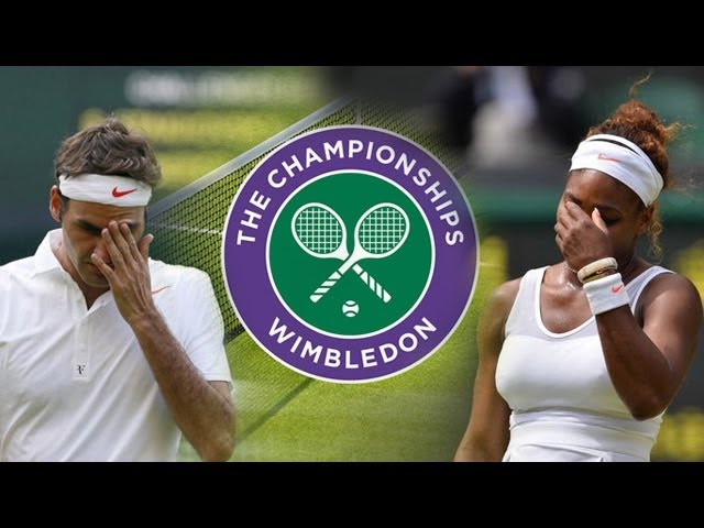 Wimbledon 2013 keeps getting weirder: Serena Williams out