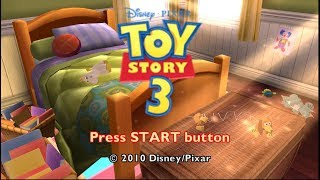 PSP Longplay [002] Toy Story 3
