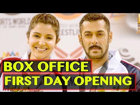 Box Office: Salman Khan And Anushka Sharma's Sultan First Day Opening