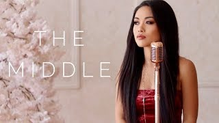 Download Lagu The Middle - Zedd, Maren Morris, Grey (Jules Aurora Cover) Gratis STAFABAND