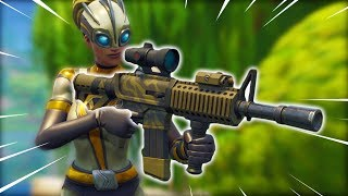THERMAL SCOPE ASSAULT RIFLE PRIMEURTJE! | Fortnite Battle Royale met LinkTijger