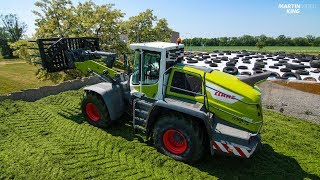 CLAAS Team | *New* CLAAS TORION 1914 in action! [SOUND!]