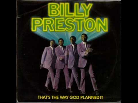 Billy Preston - Thats The Way God Planned It
