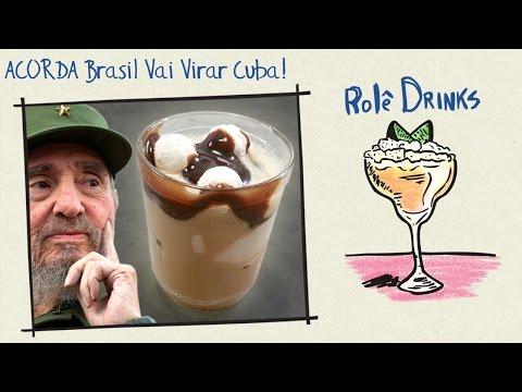 Drink ACORDA, Brasil Vai Virar Cuba! feat. FanFic XXX thumbnail