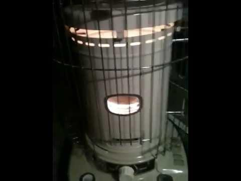 Corona Model 23-DK Kerosene Heater
