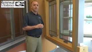 Andersen Manufacturing Windows