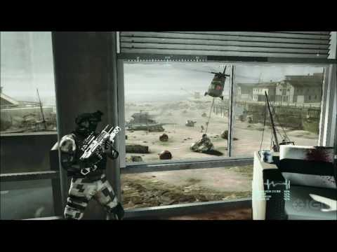 Ghost Recon: Future Soldier 'E3 Demo Gameplay