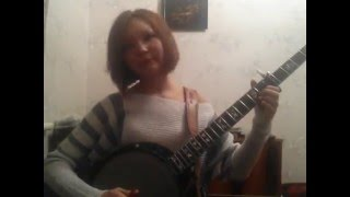 Let It Snow (Banjo)