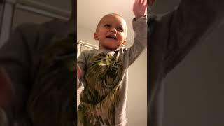 Funny baby - Winyuchannel #48 - Crazy baby!!!