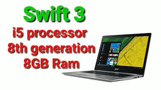 SSD v HDD Speed test in Acer Swift3 laptops ||Srlaptopcare||