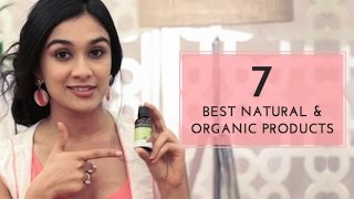 7 Best Natural & Organic Products | Nykaa Picks