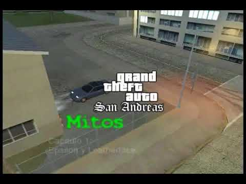 GTA SA Misterios Part. 1 Leatherface y EPSILON