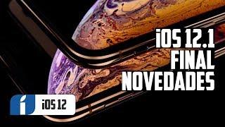 iOS 12.1 ¡Ya disponible! Descubre todas sus novedades