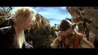 Jareth vs Hoggle - Prince of Stench