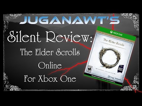 The Elder Scrolls Online for Xbox One: Silent Review!