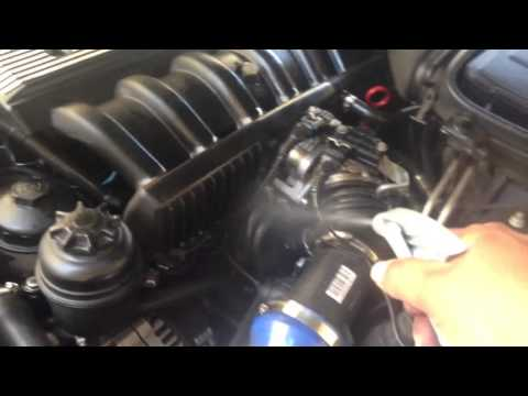 HOW TO Find Air Leaks BMW 5 Series 3 Series E90 E39 528I 328I M5 M3