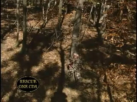 Rescue One CDS Hunter Treestand Safety Harness saves lives