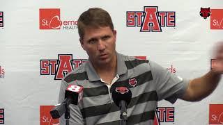 ASU football news conference 9/10