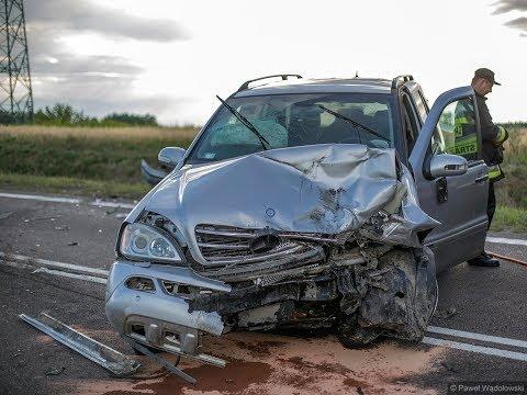 Wypadek Pod Szczuczynem - Jedna Osoba Nie żyje