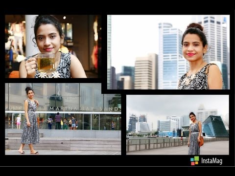 Singapore Explore Part2    Indian Youtuber   Taniapal
