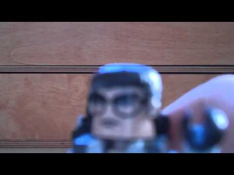 ghostbusters      minimates     2    pack   egon    and   librarian   ghost  review
