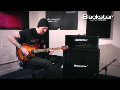 Revolutionary NEW Blackstar ID Series, demonstrated by Jamie Humphries