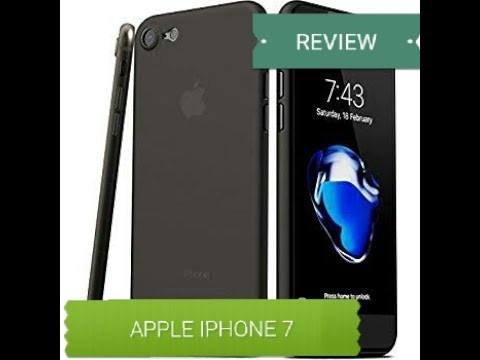 apple iphone 7 full review and specification in brif