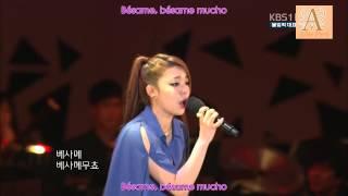 Ailee - Bésame Mucho sub español + karaoke