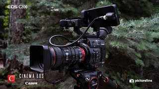 Canon C200 Product Feature