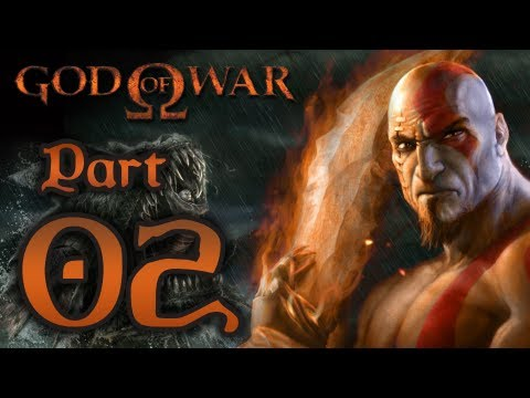 God Of War – Hydra Pt 2