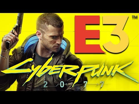 Cyberpunk 2077 E3 2019 Reveal LIVE (Reaction, Analysis, Discussion, News)