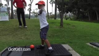 Building Golfers from the Ground Up