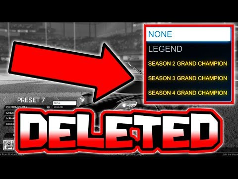 PSYONIX DELETED MY REWARD FOR BOOSTING!! ( Rocket League )