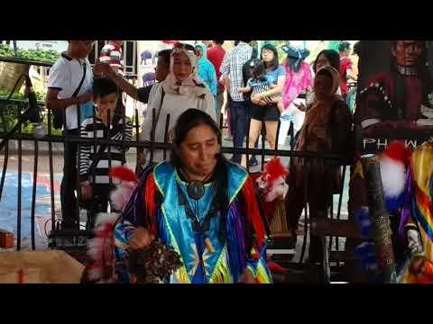 Indian musicus PHAWAK @batu malang