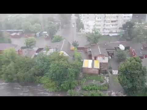 Чернигов, ул.Коцюбинского, 29.06.2018